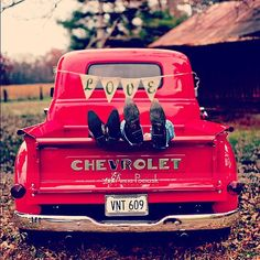 cowboy+and+cowgirl+love | country # chevy # cowboy/cowgirl boots # sweet