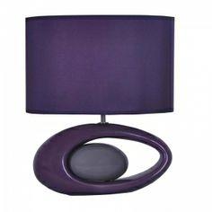 Lampes de chevet on pinterest html salons and violets for Lampe de salon moderne