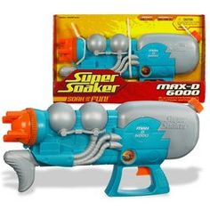 Super Soaker MaxD 6000 * You can find more details by visiting the image link.