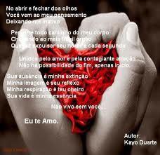 poemas de amor -