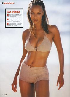 Tyra Banks - Full size - Page 6