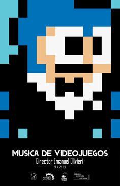 Orquesta Sinfónica Nacional: Megaman