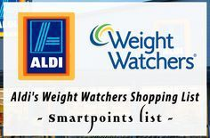 Below are the Weight Watchers  SmartPoints for Aldi items. OSP Flt & AcUve Egg whites 1/3 cup 14 calorie bars vanilla flavored cream bars (frozen) Bagged salads, spinach, fresh fruhs and veggies Fit & Active Sugar Free Preserves (Strawberry & Raspberry) 1SP Fit & Active Multigrain B…