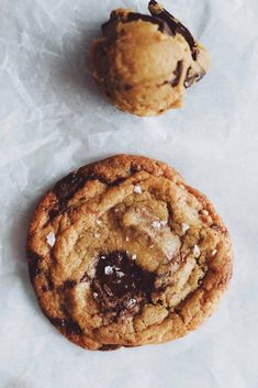 Cooking Cookies, No Bake Cookies, Vanilla Cookies, Chocolate Chunk Cookies, Cookies Ingredients, Perfect Food, Let Them Eat Cake, Cookie Recipes, Kitchens