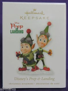 Disneys-Prep-Landing-Wayne-Lanny-2010-Hallmark-MIB-B5