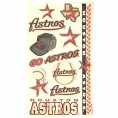 Houston Astros Temporary Tattoos by WinCraft. $3.95. Non-toxic. FDA regulated. Easily removable. Hypo-allergenic. Includes 10 tattoos. What a fun way to show your team spirit! Each package includes one sheet of 10 tattoos. The tattoos are completely safe, non-toxic, hypo-allergenic, and all ingredients are FDA regulated . They last for days and can be easily removed with household rubbing alcohol or baby oil.. Save 79% Off!
