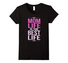 Women's Best Gift for Mother's day Mom life is the best l... https://www.amazon.com/dp/B06Y25N91T/ref=cm_sw_r_pi_dp_x_ZiC5ybH42GFM3