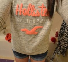I love Hollister and I would love to help design and sell their products!!
