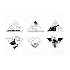 Amazing tattoo designs by @ashleighbuckingham_ . Designs are for sale, DM the author!…""