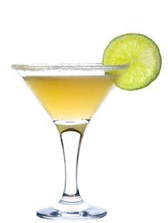 3 oz. Prairie Organic Vodka 4 oz. green tea 1 tbsp. sugar 2 tbsp. lemon juice Combine ingredients in a shaker filled with ice, shake vigorously and strain into a sugar-rimmed martini glass.   - Cosmopolitan.com
