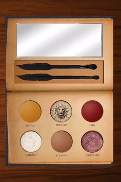Who Do We Have to Charm to Get This Harry Potter Eye Shadow Palette ASAP?
