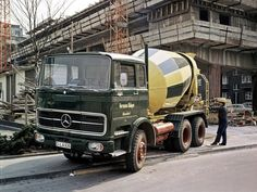 Mercedes-Benz LP2223 Mixer