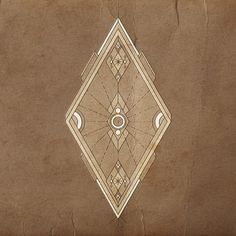 ⨝♦⨝ - by penabranca Geometry Angles, Sacred Geometry, Diamond Tattoos, Shape Tattoo, Tribal Patterns, Glass Ceramic, Symbolic Tattoos, Art Model, Diamond Shapes