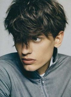 Mens Hairstyles with Fringe Men Hairstyles