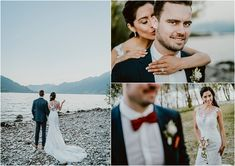 Shirley and James elopement at Hotel Giardino in Ascona
