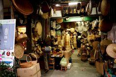 迪化街 Dihua Street 場所: 台北市