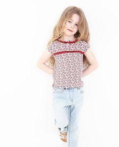 T-shirt imprimé Kim Clijsters for K3 - JBC Webshop BE - FR