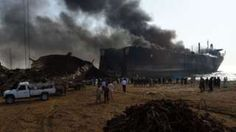 Gadani ship-breaking yard blast kills at least 11 in Pakistan