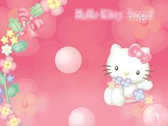 Computer wallpaper hello kitty games for girls hello kitty hello kitty angel hello kitty angel voltagebd Choice Image