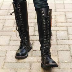 eaf228e026bd Fashion Winter Boots For Men Riding Equestrian Knee High Boots ...  Wintermode Stiefel,