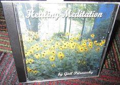 GAIL PETROWSKY: HEALING MEDITATION AUDIO CD, 3 GREAT STRESS REDUCING TRACKS, GUC