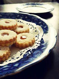 Gasztrobarbár: Ischler és Linzer, ahogyan minálunk szokás Apple Pie, French Toast, Food And Drink, Breakfast, Morning Coffee, Apple Pie Cake, Apple Pies