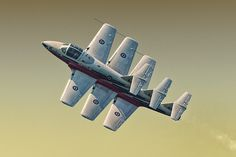 """Jet Train, Canadian acrobatic team """"Snowbirds"""" in tight formation"""