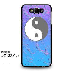 Vaporwave Yin Yang Samsung Galaxy J7 Prime Case