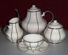 Fine Bone China Tea Sets