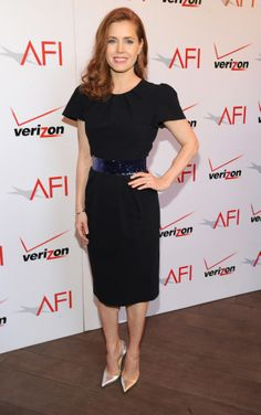 Amy Adams at the 2014 AFI Awards.