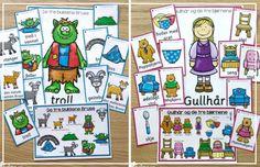 Eventyr | Undervisning: Å arbeide med eventyr som tema! | Malimo Kids Education, Comics, Art, Poster, Comic Book, Kunst, Comic Books, Comic