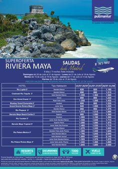 Super Oferta Riviera Maya Cadenas 2 Julio y Agosto ultimo minuto - http://zocotours.com/super-oferta-riviera-maya-cadenas-2-julio-y-agosto-ultimo-minuto-2/