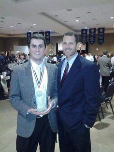 My swimmer scholar athlete..So proud of him!