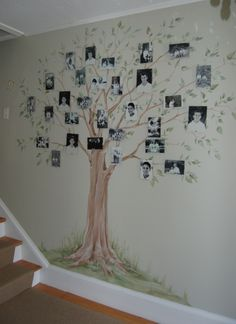 Painting Tree Wall Murals Decorating Ideas | Wall Painting | Pinterest |  Trees, Decorating Ideas And Painting Trees