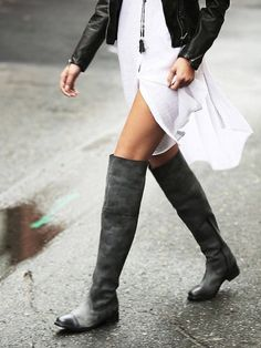 mydailystylee:  freepeople love the boots