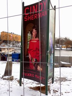 Multimediataiteilija Jemina Staalon portfolio: Cindy Sherman @ Moderna Museet 15.01.2014: Untitled horrors Cindy Sherman, Dandy, Scandinavian Design, Horror, Dandy Style, Nordic Design