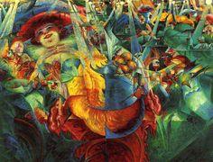 Umberto Boccioni, La risata, New York, Museum of Modern Art Italian Painters, Italian Artist, Art And Illustration, Museum Of Modern Art, Art Museum, Umberto Boccioni, Futurism Art, Italian Futurism, Francis Picabia