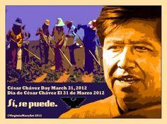 Chavez, Cesar 1927-1993