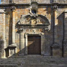 San Cayetano Church, Puebla de Sanabria, Zamora, Castile and León, Spain.