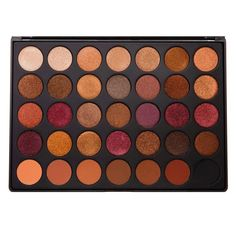 Morphe - 35F - Fall Into Frost Palette