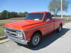 1972 GMC Chevy Pickup Trucks, Chevy C10, Chevy Pickups, Chevy Trucks, Gmc 4x4, Buick Regal, Broncos, Welding, Used Cars