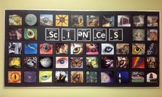 Oh my! Have students take photos of what their idea of science is and print to hang on the wall or door. Science classroom display photo - Photo gallery - SparkleBox Interesting display idea--could perhaps use with themes, moods, tones of stories Science Bulletin Boards, Science Boards, Classroom Bulletin Boards, Classroom Walls, Classroom Ideas, Classroom Organisation, Classroom Pictures, Organization, Teaching Science