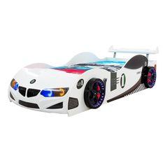 Κρεβάτι αυτοκίνητο GT1 W3 Full Extra