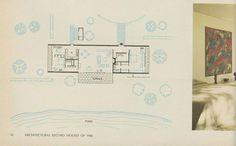 Gordon Bunshaft   Travertine House   New York, USA   1961-1963