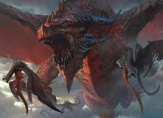 Dragon the Red