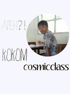 Duh ini Kokom! =)) @cosmicclass #friends #shs
