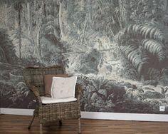 Forêt du Brésil - Papier peint