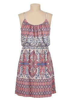 Dress from Maurices. Love it!