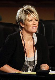 Mia Michaels, also choreographs for Circ de Soleil