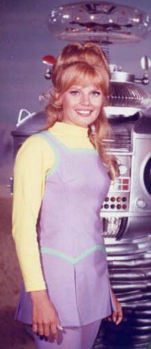 Lost In Space : Marta Kristen as Judy Robinson.